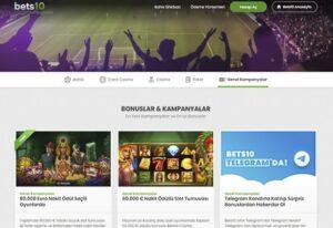 Betson Guvenilir Casino Ve Bahis